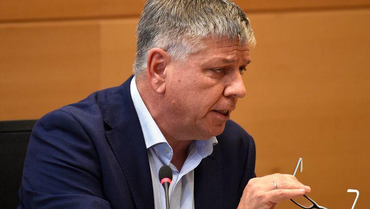 Minister Jo Vandeurzen.