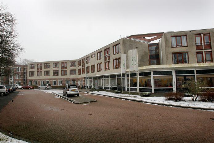 Woonzorgcentrum voor ouderen de Sprengenhof in Ugchelen.