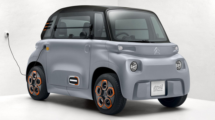 De nieuwe Citroën Ami