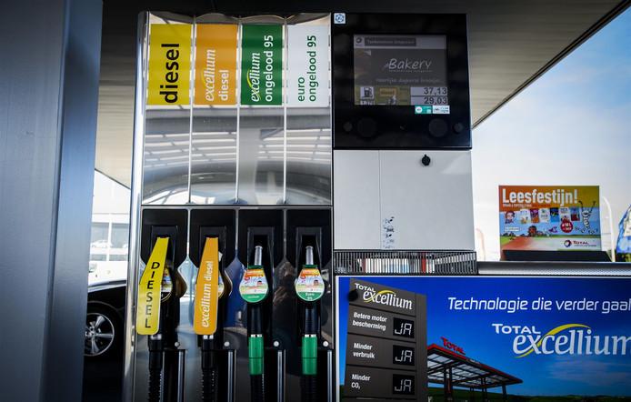 Tankstations gaan de prijzen per 100 kilometer weergeven.