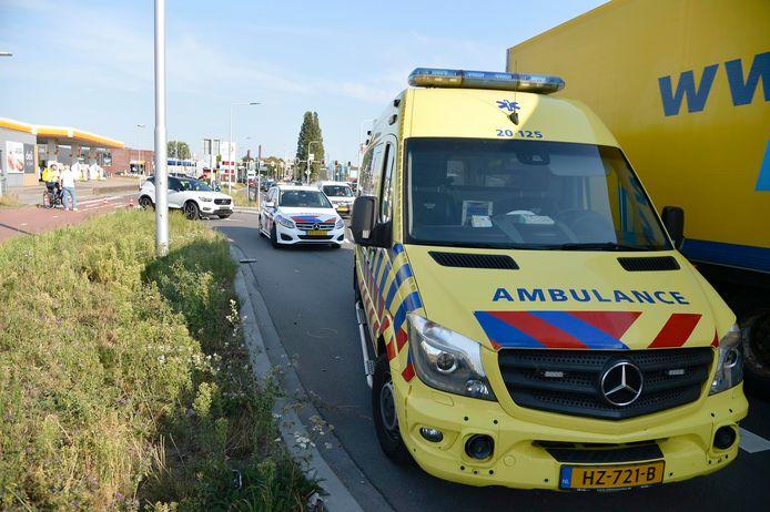 Fietser aangereden in Breda