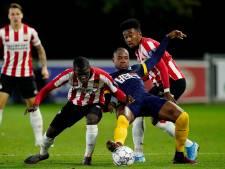 LIVE | Jong PSV ziet FC Eindhoven langszij komen in mini-Lichtstadderby (1-1)