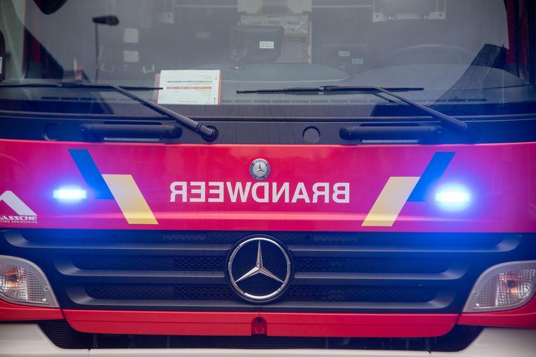 Brandweer Wetteren.