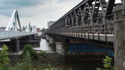 Oude Scheldebrug weer open op 4 juni