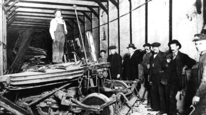 Het treindrama in New York dat de Eerste Wereldoorlog 100 jaar geleden van de voorpagina's verdrong