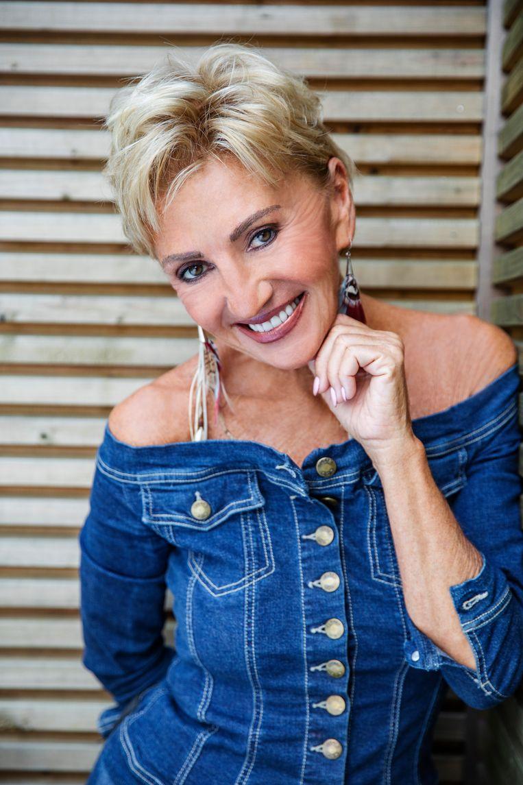 Martine Jonckheere is terug als Marie-Rose in 'Familie'.