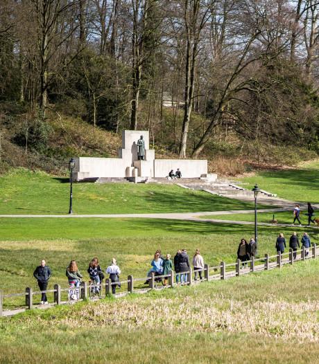 Marcouch beperkt toegang Steile Tuin en Onderkade in Arnhem