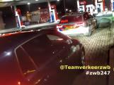 Jonge bestuurder (21) die met 209 km/u over A16 bij Breda reed, is rijbewijs halfjaar kwijt