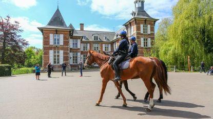 Politie Schoten krijgt versterking van federale politie te paard