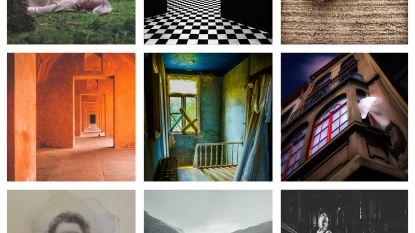 Fotografie centraal in galerij Bel Art
