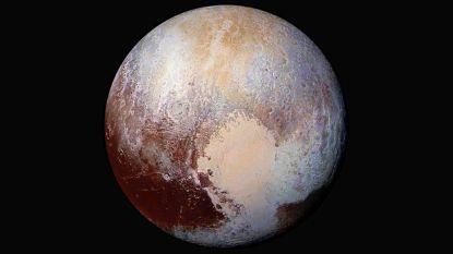 """""""Pluto misschien toch  een volwaardige planeet"""""""