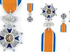 Koninklijke onderscheiding voor tien Lelystedelingen