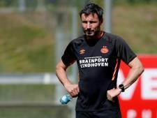 Interview met PSV-trainer Mark van Bommel: 'Onze spelers hoeven nooit nerveus te zijn'