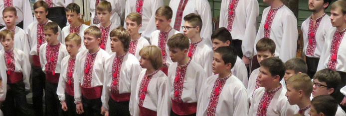 Jongenskoor uit Kiev geeft concert met Rijssens Mannenkoor