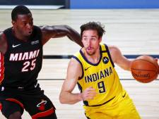 Indiana Pacers met dank aan McDermott langs Miami Heat