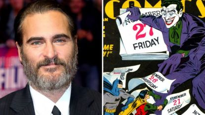Joaquin Phoenix krijgt rol van 'The Joker' aangeboden in eerste film over het personage