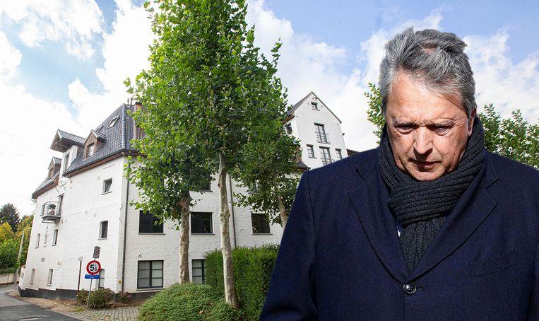 Herman Van Holsbeeck werd donderdagochtend opgepakt in zijn woning.