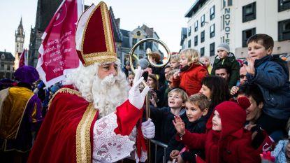 Sinterklaas komt weer met de boot naar Gent