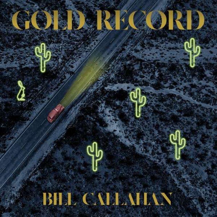 Gold Record CD cover Bill Callahan Beeld RV