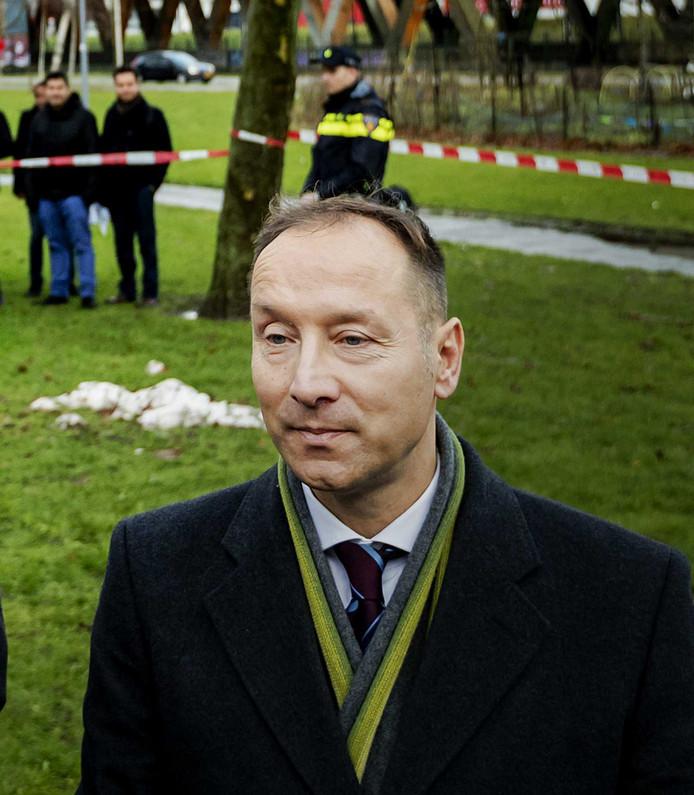 Géza Hegedüs moest al na één dag opstappen al fractieleider van de PVV in Rotterdam.