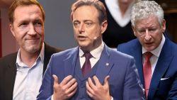 """De Wever """"neemt akte van dictaat PS"""", CD&V buigt niet: """"Wij stappen niet in Vivaldi-coalitie"""""""