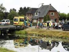 Reanimatie door buurtbewoners redding voor onwel geworden fietser in Heerde