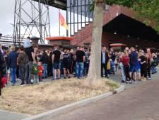 Deventer loopt uit voor open dag Go Ahead Eagles