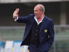 Ventura alweer weg bij Chievo Verona