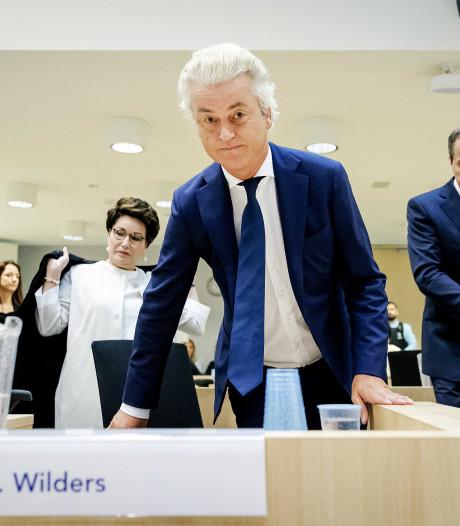 Geert Wilders krijgt nieuwe rechters: beslissing hof was 'onbegrijpelijk'
