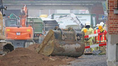 UPDATE Breuk in gasleiding: afrit Ternat (E40) en Assesteenweg (N285) opnieuw open voor verkeer