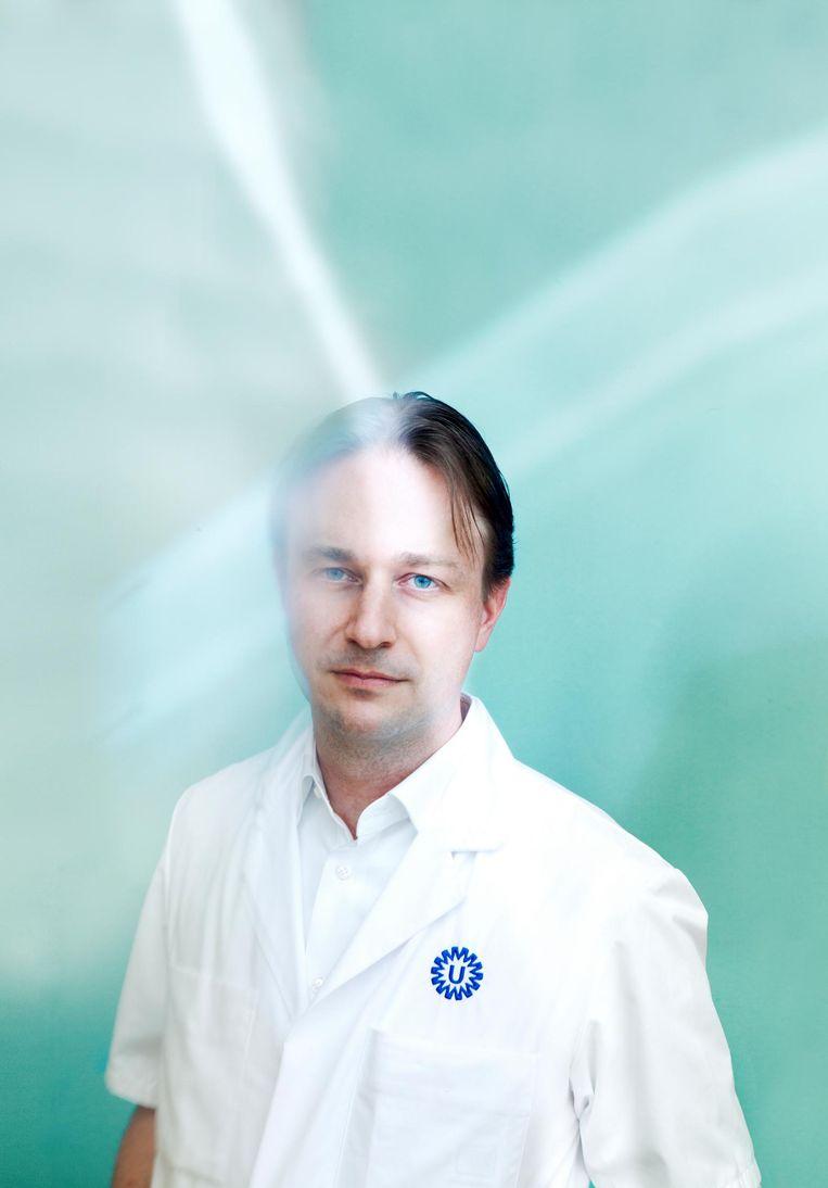 Jeroen Hagendoorn Beeld Anouk van Kalmthout