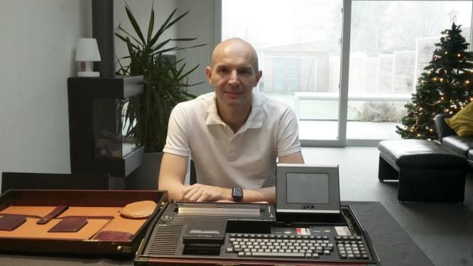 """Philip zoekt een hersteller voor zijn veertig jaar oude 'laptop': """"Mijn kinderen weten niet wat ze zien"""""""