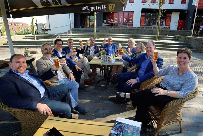 De Roosendaalse coalitiepartijen zien in de recente clash tussen CDA en VVD geen reden om de stekker uit de samenwerking te trekken.