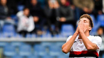 Sampdoria zet Dennis Praet in etalage: Italiaanse club hoopt op miljoenen