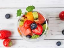 Hydrateren kun je leren: in dit fruit zit het meeste water