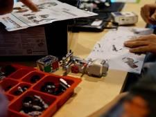 Onderwijs omarmt in Harderwijk industriële robotica
