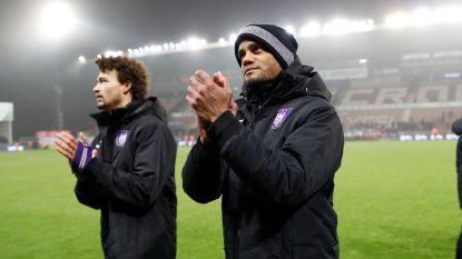 Anderlecht zonder Kompany, Sandler én Chadli tegen Charleroi
