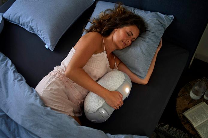 Somnox: knuffelen met een zachte, 'ademhalende' robot moet de kwaliteit van je slaap verbeteren