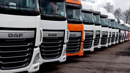 Nooit zo weinig vrachtwagens gecontroleerd op sociale fraude