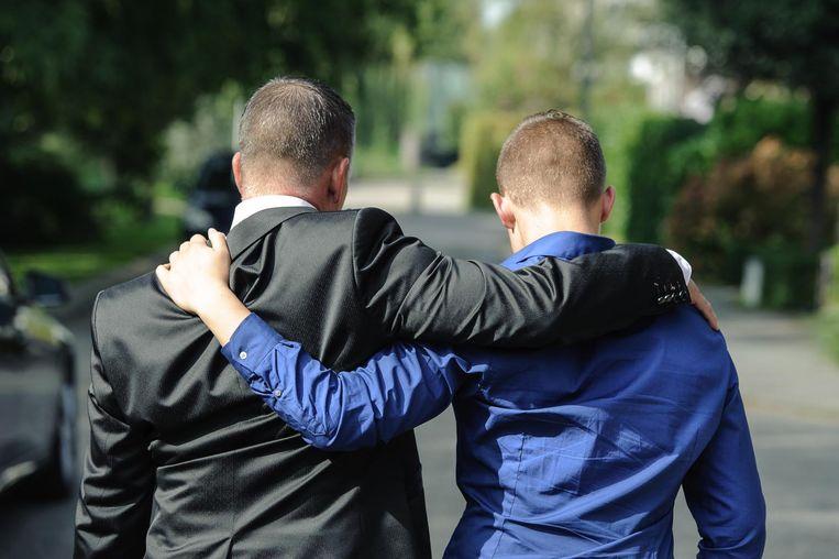 Boy Hazes: 'Afscheidsfotografie past bij de persoonlijke wensen die mensen kunnen hebben' Beeld Boy Hazes