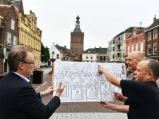 Ansichtkaart en – toevallig – ook een postzegel voor 700-jarig Culemborg