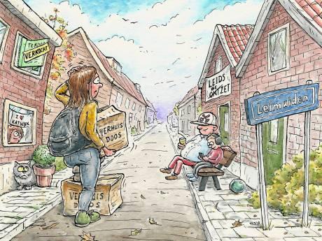 Woningen tekort in Leimuiden: 'Eigen jeugd in de knel op huurmarkt'