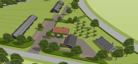 Bouwplan voor dertien woningen op 'Buitenplaats Ypelo'