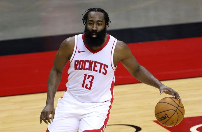 Vertrekt James Harden bij Houston Rockets of niet?