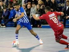 Zaalvoetballers FC Eindhoven onderuit in eerste duel Benecup