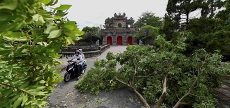 Un typhon fait six morts et plus d'une centaine de blessés au Vietnam