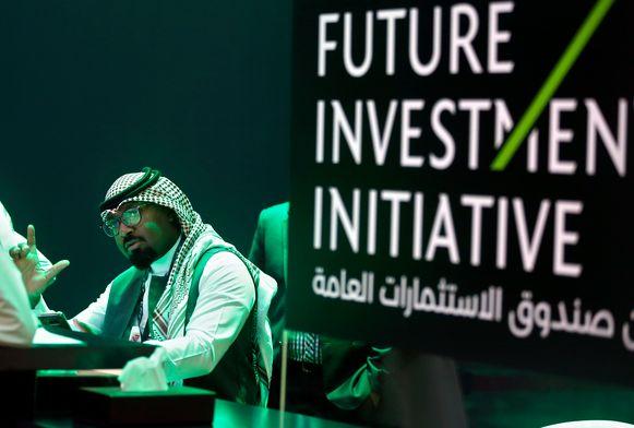 Het regent afzeggingen voor de economische conferentie in Riyad.