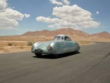 Après un énorme fiasco, la vente aux enchères de la première Porsche de l'Histoire annulée