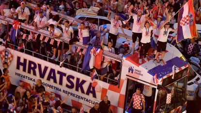 300.000 Kroaten in Zagreb