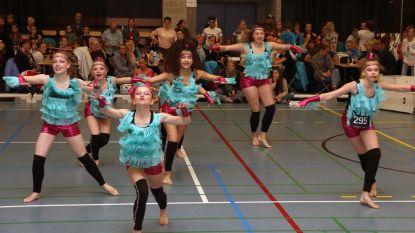 1.500 dansers op Vlaams kampioenschap in de Mixx